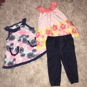 Other - Two shirts and a pair of pants